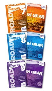 The Challenges and Choices road safety education resources