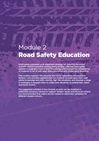 Module 2 Road Safety Education Year 9