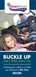 Buckle UP Brochure cover image