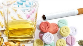 Talking Drugs image of alcohol and drugs