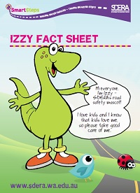 Izzy Fact Sheet cover page