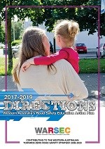 Directions cover image of mum holding toddler