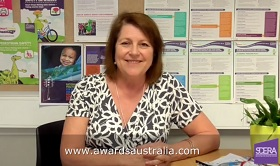 Anne Miller video for the 2018 Health and Wellbeing Awards