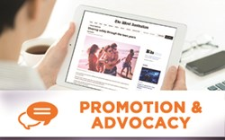 Promotion and Advocacy image