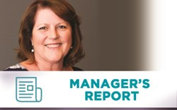 Managers Report image