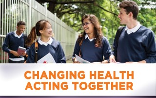 Changing health and Acting together