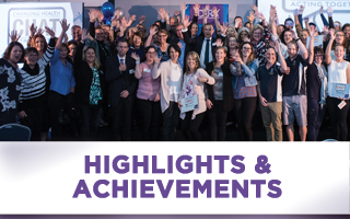 Highlights and achievements