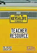 Cover image of Keys4Life Teacher resource