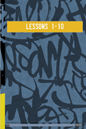 Blue cover image - Lessons 1-10