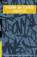 Blue cover image - teaching and learning strategies
