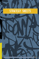 Blue strategy sheet cover image